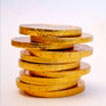 loss of income lawyer edmonton - stack of coins