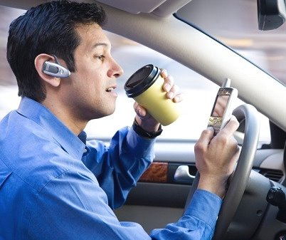 Distracted Driving - Leading Cause of Car Accidents | Handel Law Firm