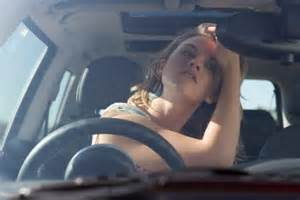 Teenager distracted driving