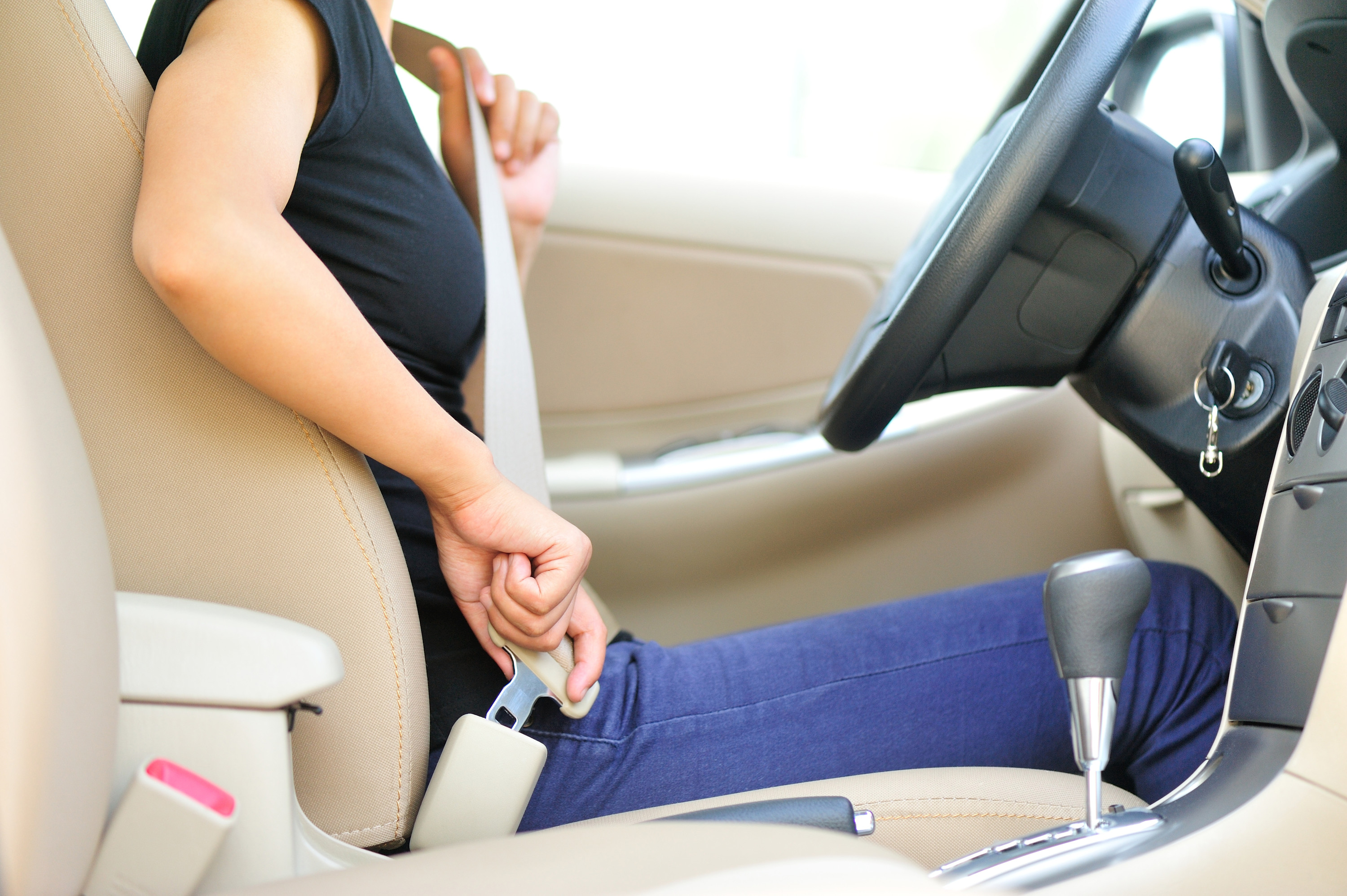 No Seatbelt Ticket & Consequences - Handel Law Firm