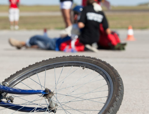What If You're Struck and Injured By a Bicycle?